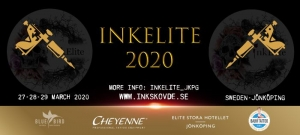 InkELite Tattoo Convention 2020
