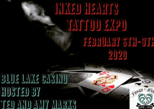 Inked Hearts Tattoo Expo 2020