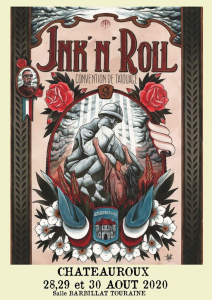 Ink'n'roll Tattoo Festival Chateauroux 2020