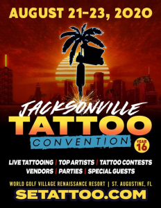 Jacksonville Tattoo Convention 2020