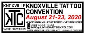 Knoxville Tattoo Convention 2020