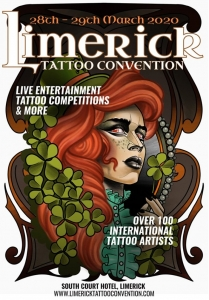 Limerick Tattoo Convention 2020