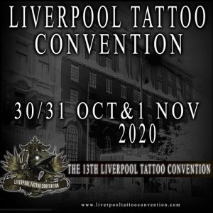 Liverpool Tattoo Convention 2020