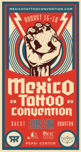 Mexico Tattoo Convention 2020