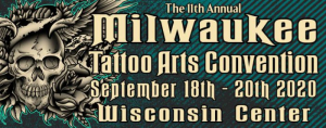 Milwaukee Tattoo Arts Convention 2020