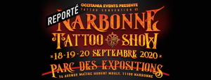 Narbonne Tattoo Show 2020