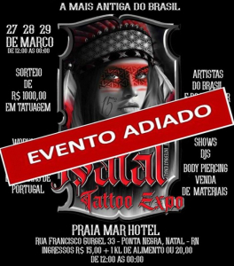 Natal Tattoo Expo 2020
