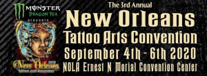New Orleans Tattoo Arts 2020