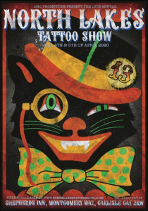 North Lakes Tattoo Show 2020