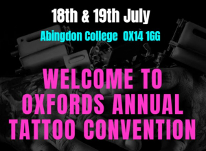 Oxford Tattoo Convention 2020