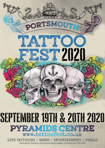 Portsmouth Tattoo Fest 2020