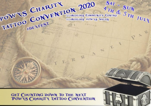 Powys Charity Tattoo Convention 2020