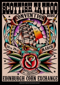 Scottish Tattoo Convention 2020