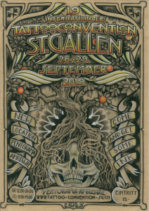 Tattoo Convention St. Gallen 2019