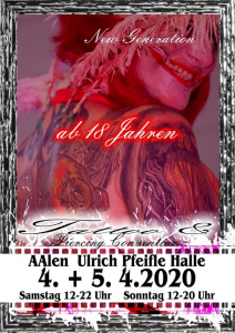 Aalen Tattoo Convention 2020