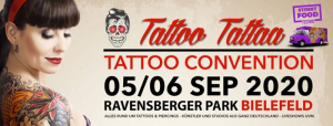 Tattoo Convention Bielefeld 2020