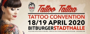 Tattoo Convention Bitburg 2020