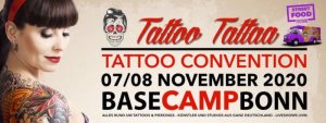 Tattoo Convention Bonn 2020