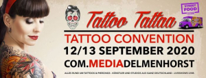 Tattoo Convention Delmenhorst 2020