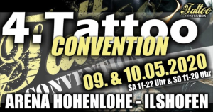 Tattoo Convention Ilshofen 2020