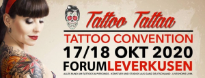 Tattoo Convention Leverkusen 2020