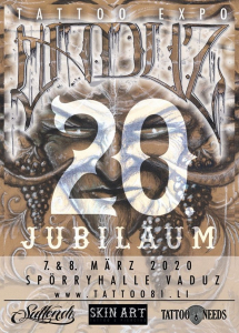 Vaduz Tattoo Expo 2020