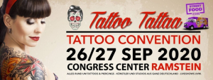 Tattoo Convention Ramstein 2020