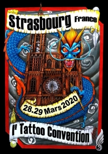 Tattoo Convention Strasbourg 2020