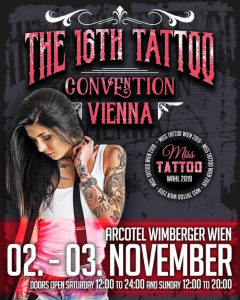 Tattoo Convention Vienna 2019