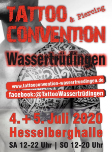 Tattoo Convention Wassertrüdingen 2020