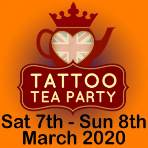 Tattoo Tea Party 2020