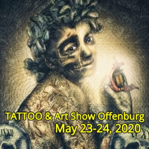 Tattoo & Art Show Offenburg 2020