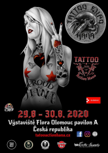 Tattoo Action Haná 2020