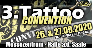 Tattoo Convention Halle 2020