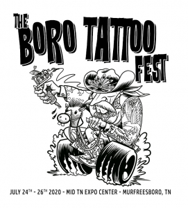 The Boro Tattoo Fest 2020