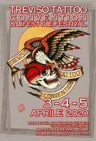 Treviso Tattoo Convention 2020