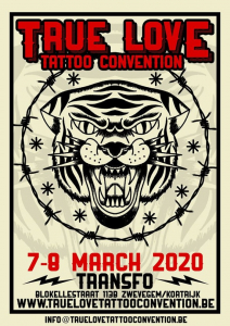 True Love Tattoo Convention 2020