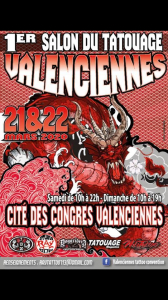 Valenciennes Tattoo Convention 2020