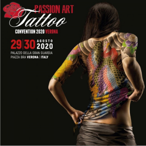 Verona Passion Art Tattoo 2020
