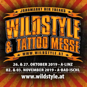 Wildstyle & Tattoo Messe Linz 2019